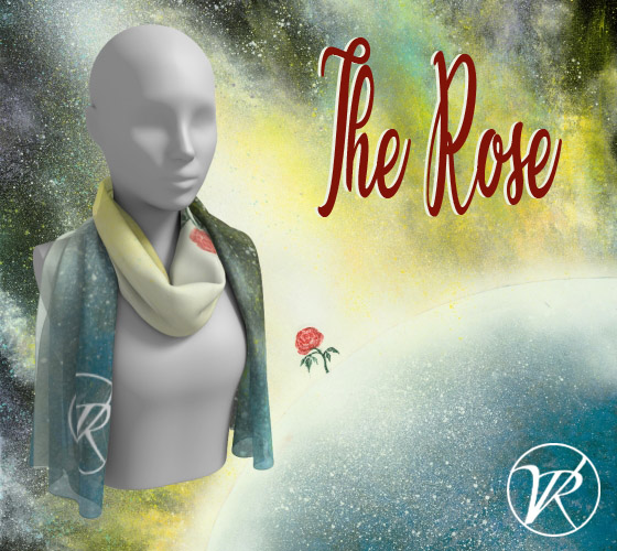 The Rose –  Silk Habotai, Poly Chiffon, Satin Charmeuse, Matte Crepe